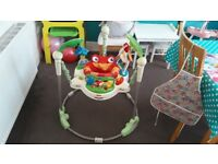 Fisher Price Rainforest Jumparoo/Bouncer