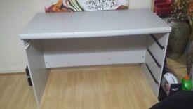 Desk. missing drawers