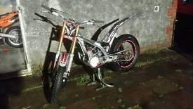 Jotagas 300cc GP. Beta sherco montesa ossa 2014