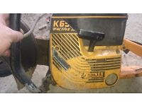 Partner k650 active III (stihl) saw stone cutter etc