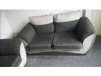 SCS STORM COLLECTION 3+2 SOFAS FOR SALE