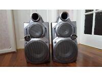JVC Speakers & Sudwoofers 185rms watt (SP-MXGT88)
