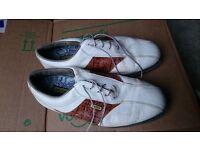 FootJoy DryJoys Golf Shoes - Size 9.5 UK