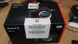 Sony a7s mark ii, grade-A factory refurbished.