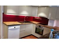 Experienced kitchen and bathroom fitter, tiler and capenter