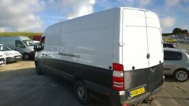 MERCEDES Sprinter 311 Cdi 35t High Top, 2.1 Turbo Diesel,, MOT June 2018, 2008-08 plate