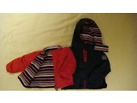 4 WAY WATERPROOF COAT 6 - 12 MONTHS (from JoJoMamanBebe) IMMACULATE CONDITION