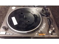 Direct drive dj turntable Gemini 1000
