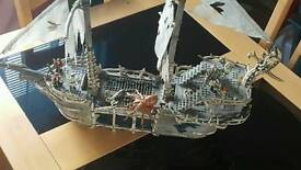 Lego .. massive lot of dragons. Pirates and ships