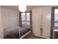 Newly Refurbished Double Rooms with Private Balcony / BOW AREA (ZONE 2) / All Bills Inc / Avail Now