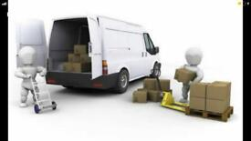 A reliable man and van available any time just call or text today
