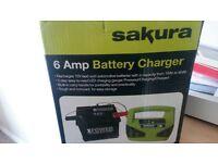 Brand new Sakura Battery charger.