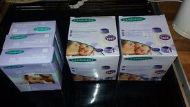 brand new lansinho breat milk storage