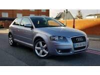 2008 Audi A3 2.0 TDI Sport 3DR++Full Audi Service History+One Owner+Drives Well