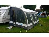 Kampa Rally Pro 390 inflatable caravan awning
