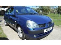 RENAULT CLIO 5DR AUTOMATIC DRIVES SMOOTH MOT 22/9/18