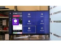 Hisense H55NU8700UK 55 Inch SMART 4K Ultra HD HDR ULED ex display RRP £700