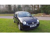 Vw lupo 1.4 automatic