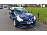 2008 Renault Clio 1.2 16v Freeway 3dr Fully HPI Clear 1 Former Keeper Waranted Mileage @07725982426@