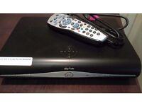 SKY HD BOX ' 500GB & BUILT IN WIFI