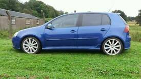 VW R32 GOLF 58 PLATE 4 MOTION