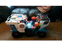 Imaginext Battle Rover toy