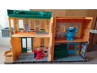 Sesame Street - Playskool - Hoopers Store Playset