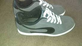 Duff trainers size 9