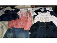 Bundle baby girl clothes 3-6 months Junior J, Baby Gap, Next
