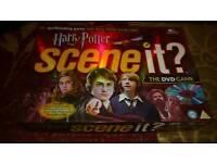 Harry potter scene it dvd game