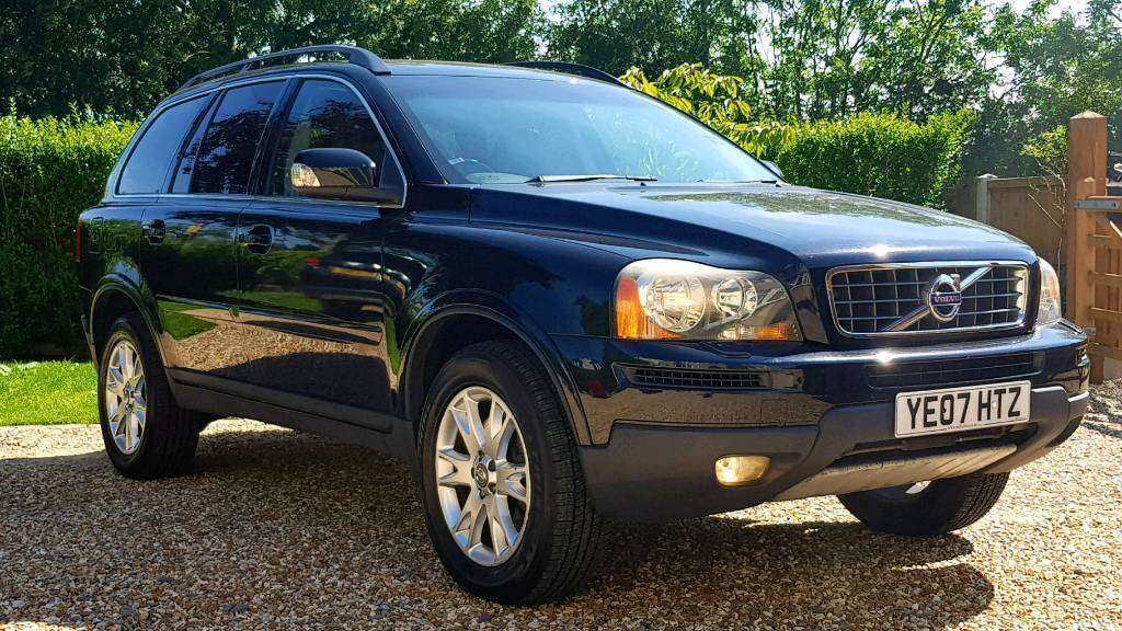 Volvo XC90 (2007 FACELIFT) SE 185 AWD GEARTRONIC