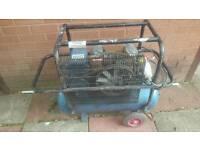 Clarke air compressor all working £200