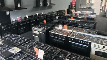 Boretti, Stoves, Belling, Falcon, Leisure fornuis OUTLET