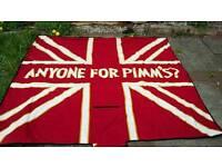 Pimms Picnic Blanket