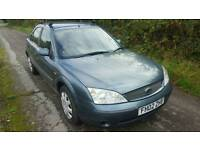 2002 Ford Mondeo