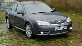 ** FORD MONDEO ST * SAT NAV * LOW MILES * FSH * HEATED LEATHER **