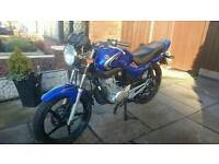 YAMAHA YBR 125cc Excellent Condition
