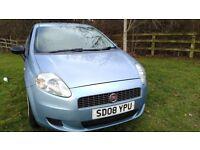 FIAT GRAND PUNTO 1.2 3 DOOR HATCH £1295