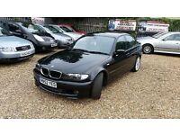 2003 BMW 3 Series 3.0 330i Sport AUTO great car to drive!!