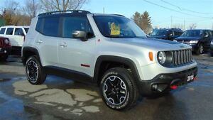 2016 Jeep Renegade TRAILHAWK - BRAND NEW - BLOWOUT