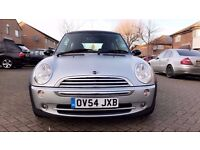 2004 Mini Cooper Hatchback manual 1.6 petrol 3 dr,FSH, Previous Lady Owner, HPI Clear