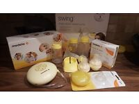 Medela breast pump only 4 months old.