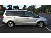 Ford Galaxy 7 Seater, PCO Registered Quick sale