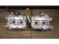 Breaking Subaru Impreza 01G Silver Hawkeye STI - 2.5 AVCS Heads