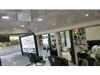 BUSY BARBER SHOP staff required