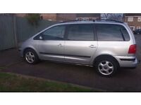 Seat Alhambra SX 1.9TDI 130BHP - Reduced Price for a quick Sale