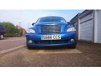 **2008 CHRYSLER PT CRUISER** Rare Pacific Coast Highway Edition - Manual Drive/Petrol/Metallic Blue