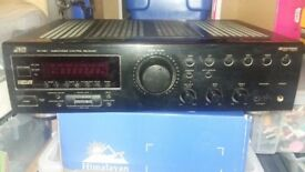 JVC RX 416 Pro logic receiver amplifier