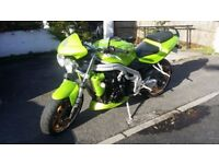 Triumph Speed Triple 955i Garage kept, beautiful, excellent condition, runs perfect.