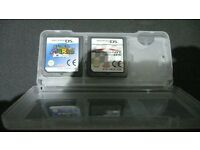 Super Mario 64 and Mario Kart Games for Nintendo DS